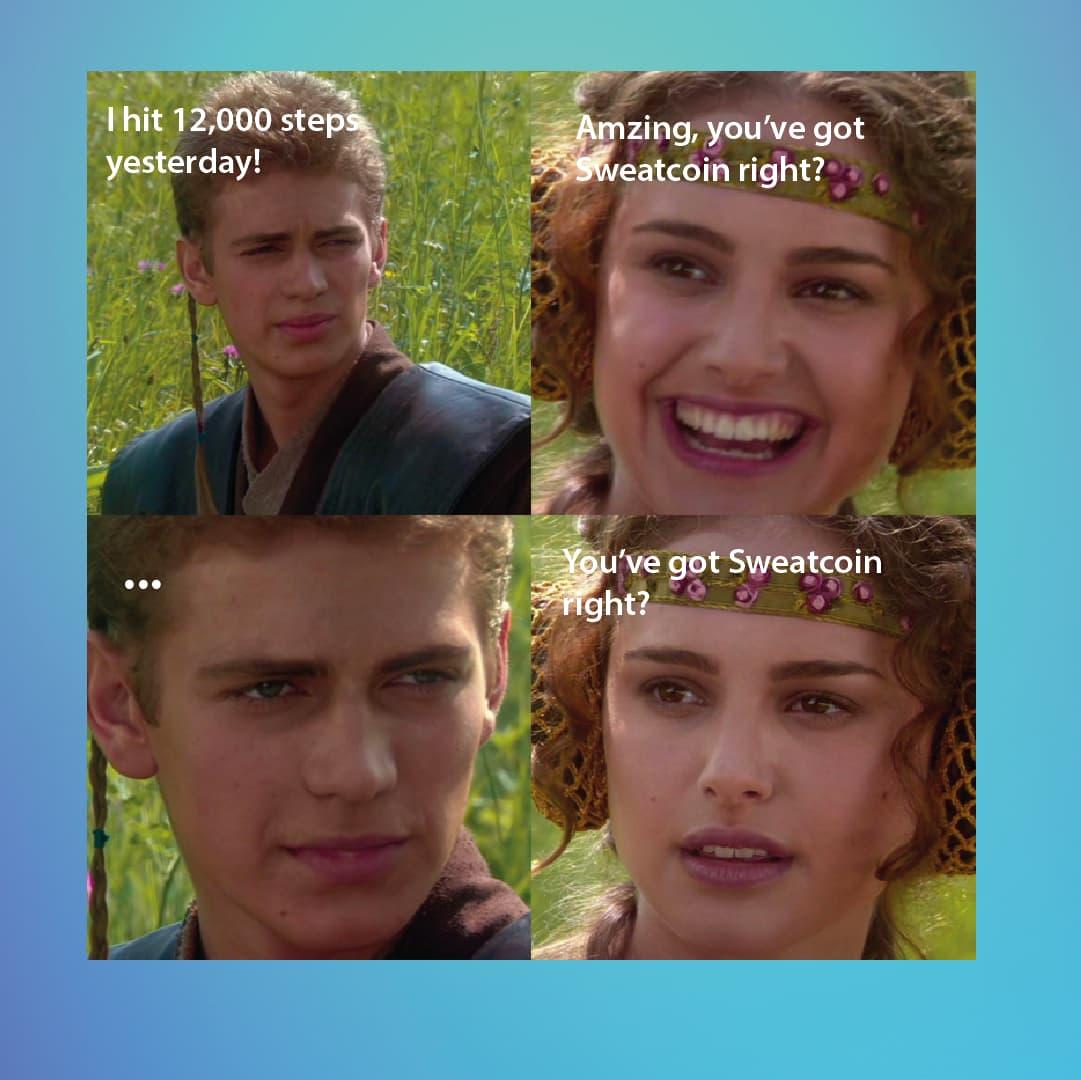 Sweatcoin Meme 05