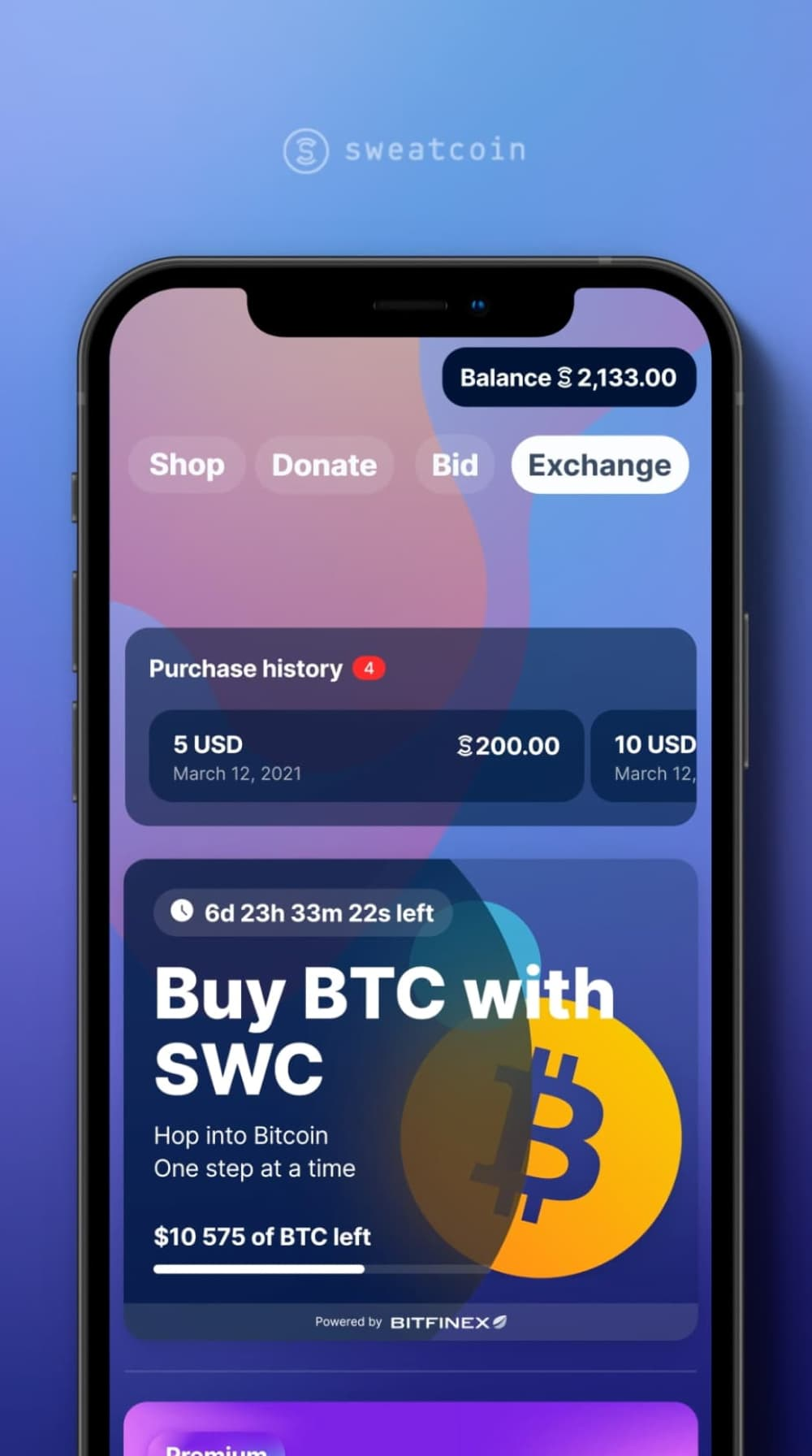 Sweatcoin Video Marketplace