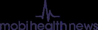 Mobihealth News Logo.