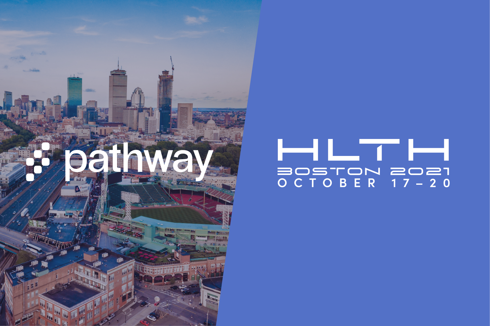 Meet with us at the HLTH 2021 conference in Boston to learn how Pathway's point-of-care tools drive practice change and improve outcomes.