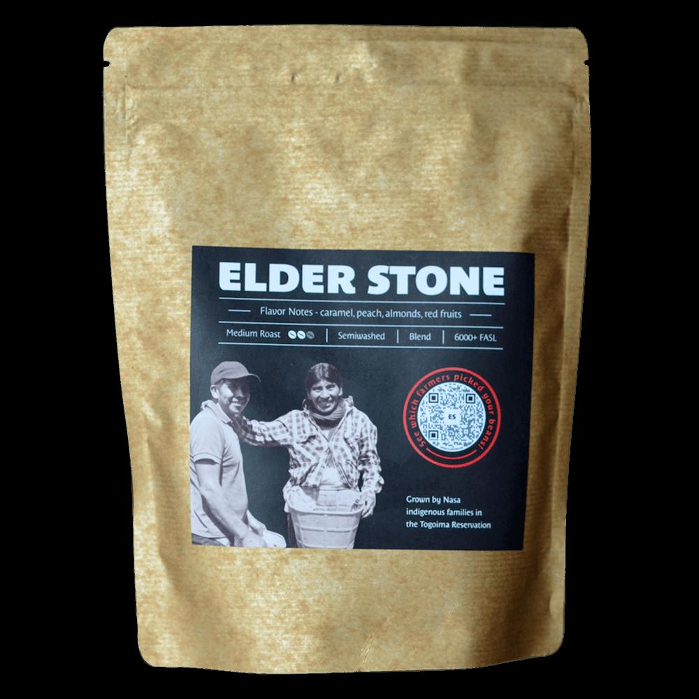 Elder Stone Coffee Native Root craft Colombian Coffee