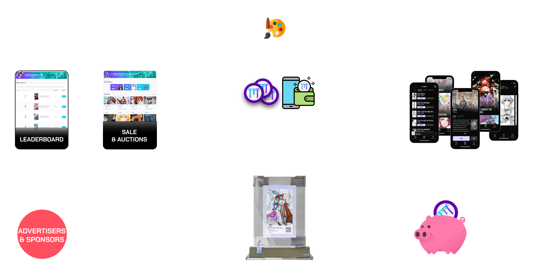 Manga Token Ecosystem