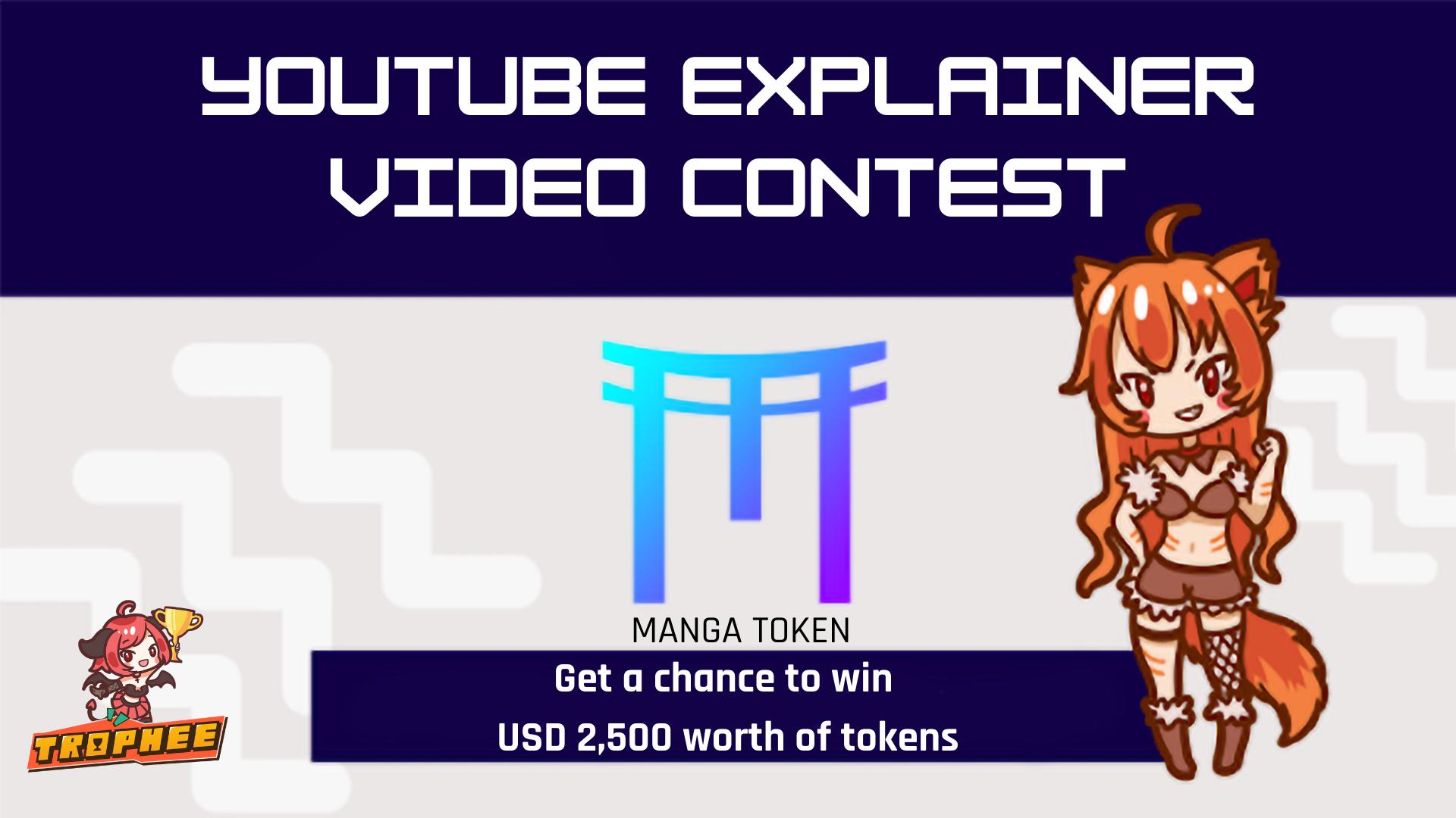Youtube Explainer Video Contest Banner