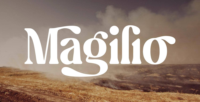 Magilio type sample