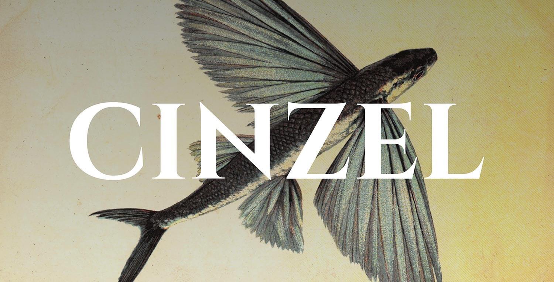Cinzel type sample
