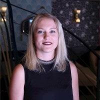 Portrait d'Elodie Lapaque cliente Emil
