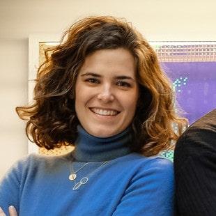 Photo portrait Agathe Martinot, cliente Emil
