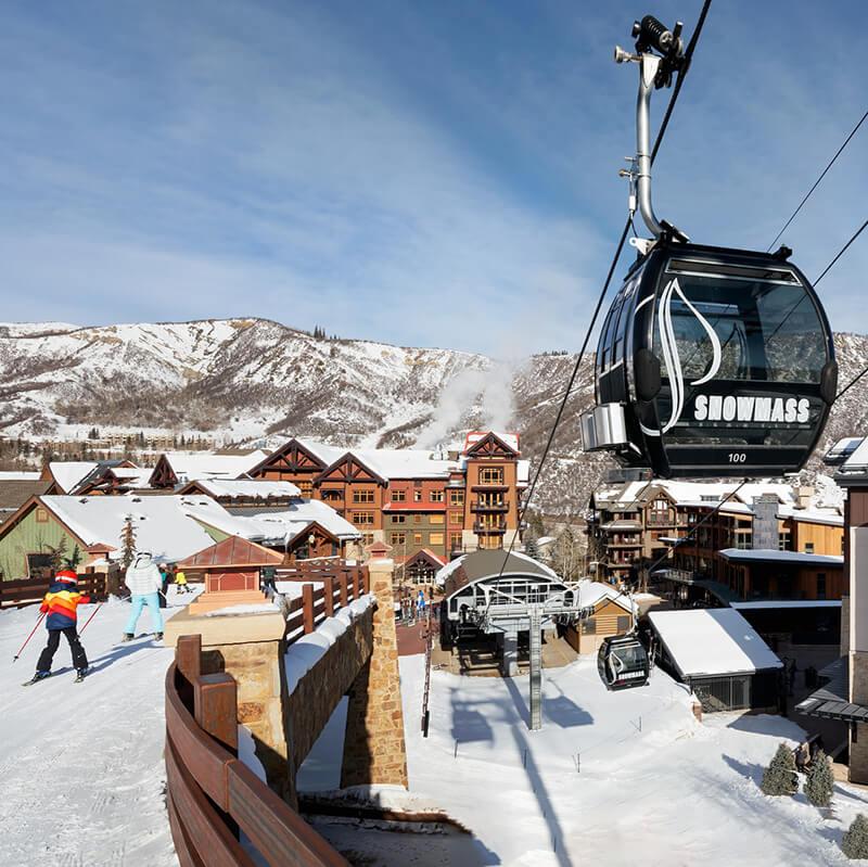 Limelight Snowmass location in Aspen.