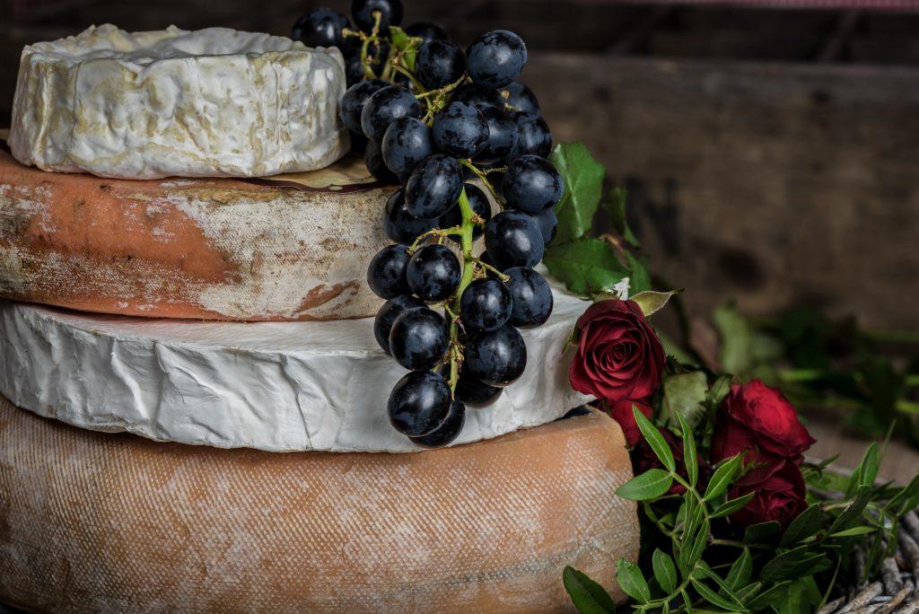 Meules de fromage