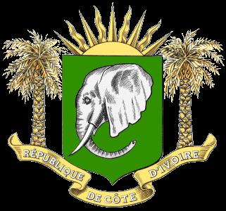 Armoirie de le Côte d'Ivoire