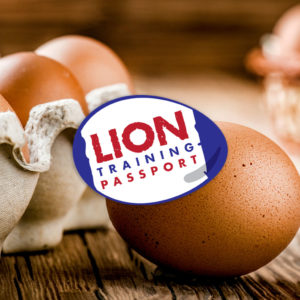 L.I.O.N passport training country fresh pullets