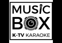 Music Box k-tv Karaoke logo on btwn