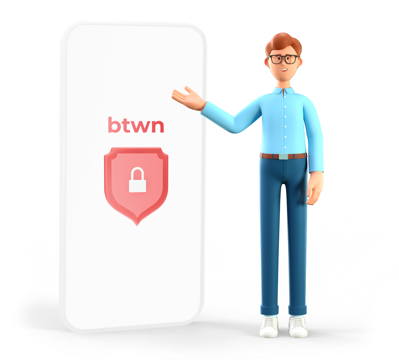 Earn with Security Your security is the top priority at btwn.  We always ensure your data is protected.