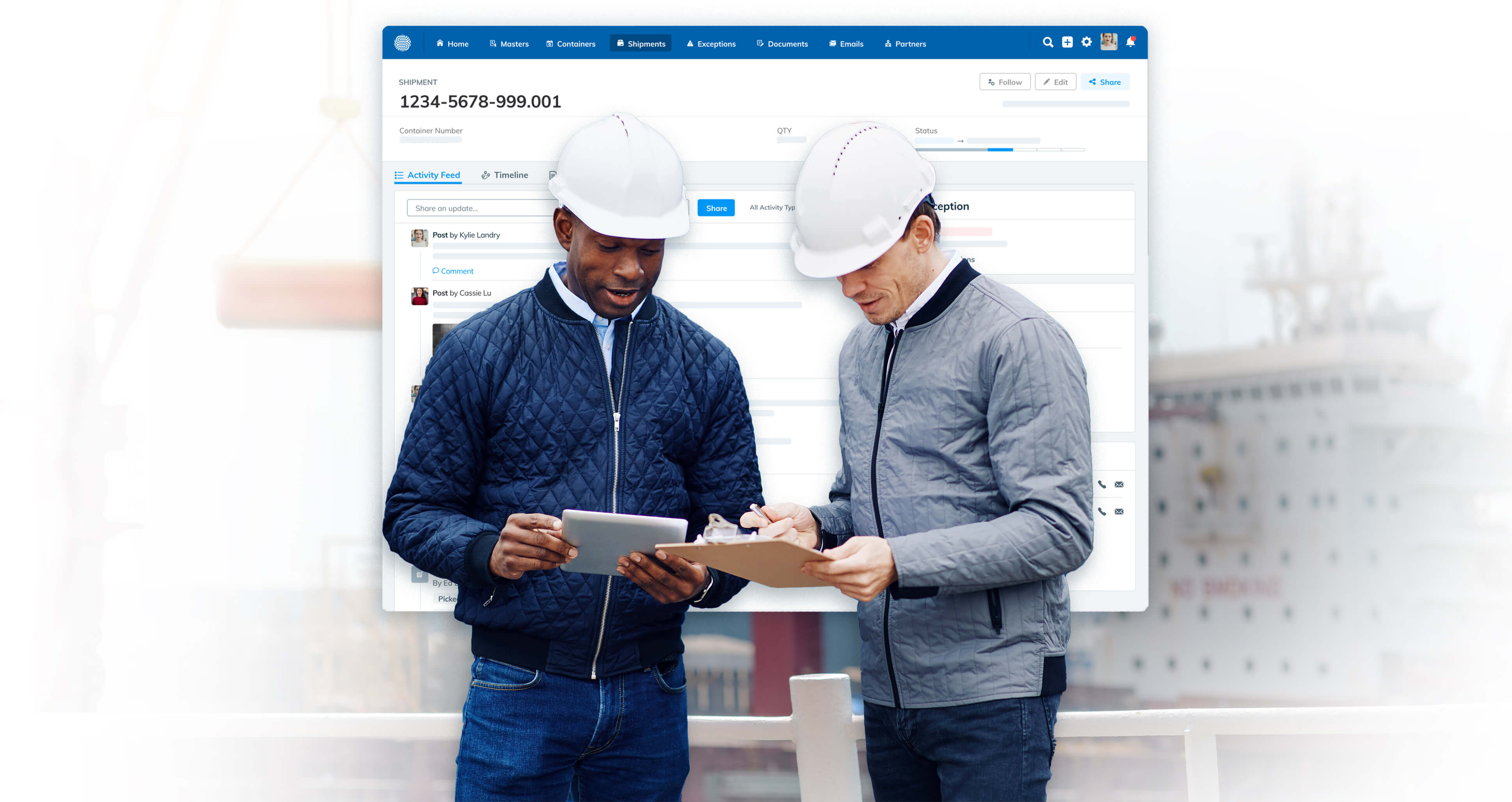 Slync.io, Logistics Orchestration®. Booking & Allocation Management by Slync.io is the only solution built to control the chaos so global forwarders can improve productivity, carrier accountability, and reduce costs. Dallas, Tx, Freight, Logistics, Platform, Consultation, Golf, Ice Hockey, global logistics