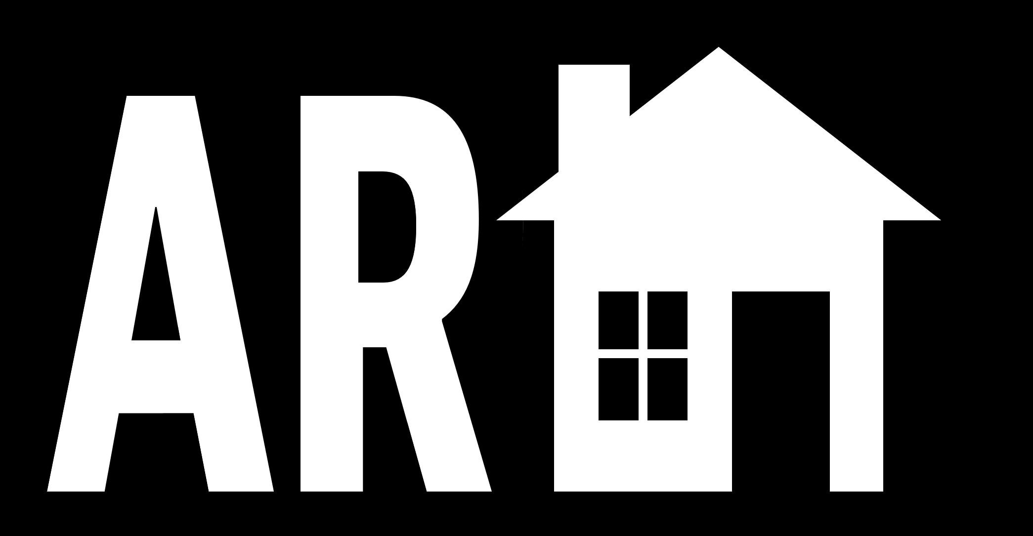 AR House Logo