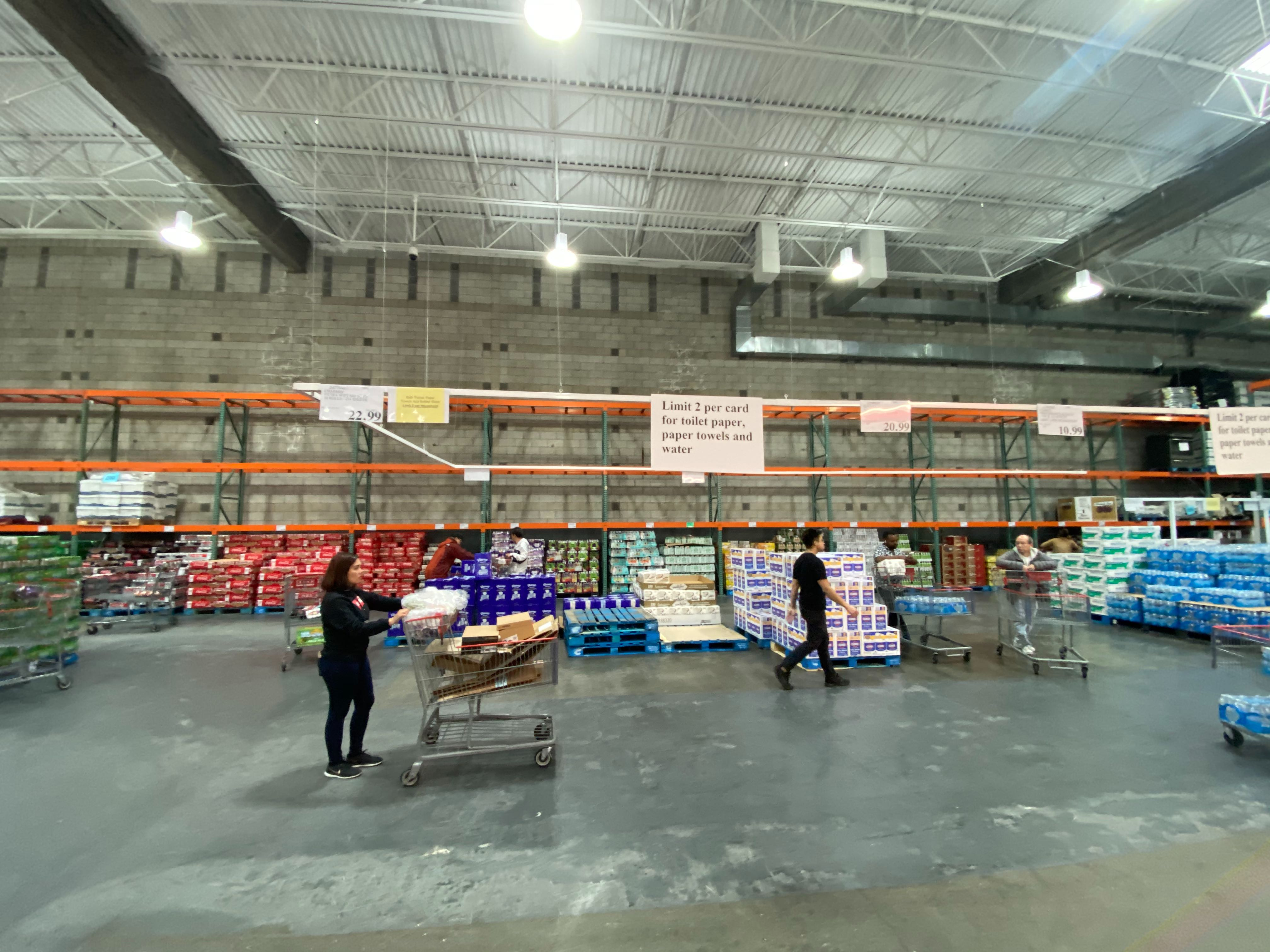 This week's top stories in supply chain and logistics: Costco rides #CostcoPanicBuying wave, ISM national factory activity index falls to 50.1 for February, Blank sailings to cost Ocean Carriers an estimated $1.9 billion, Instacart launches new delivery option, and Lobster prices fall to 4-year low thanks to COVID-19.