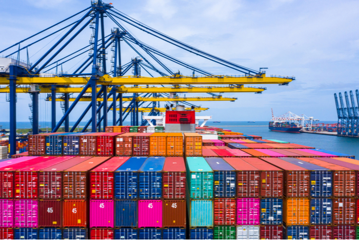"""This week's top news in supply chain and logistics: Maersk cancels TP blank sailings as FMC threatens to investigate, Port of Felixstowe in """"chaos"""", strikes at Port Botany running amok, Sennder acquires Uber Freight Europe, and Bed Bath & Beyond gets news CSCO."""