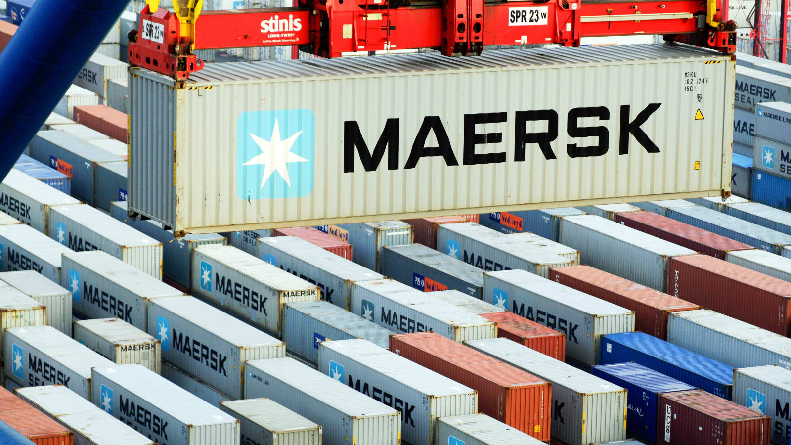 This week's top news in logistics: NotPetya cyberattack on Maersk linked to Russia, Pfizer gears up for COVID19 Vaccine distribution, Chassis shortage in LA-LB likely to persist into 2021, FMC grants temporary tariff relief to CMA CGM, & Amazon expands logistics network in Mexico.