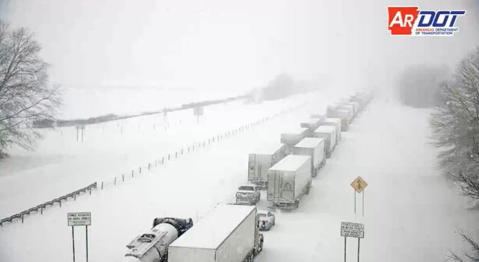 This week's top news in logistics: It's cold outside. Warm yourself in front of the screen with this week's Friday Five, as record-breaking cold snaps US supply chains, more containers are lost at sea, and China's largest e-retailer spins off its logistics division as a technologically-advanced independent LSP.