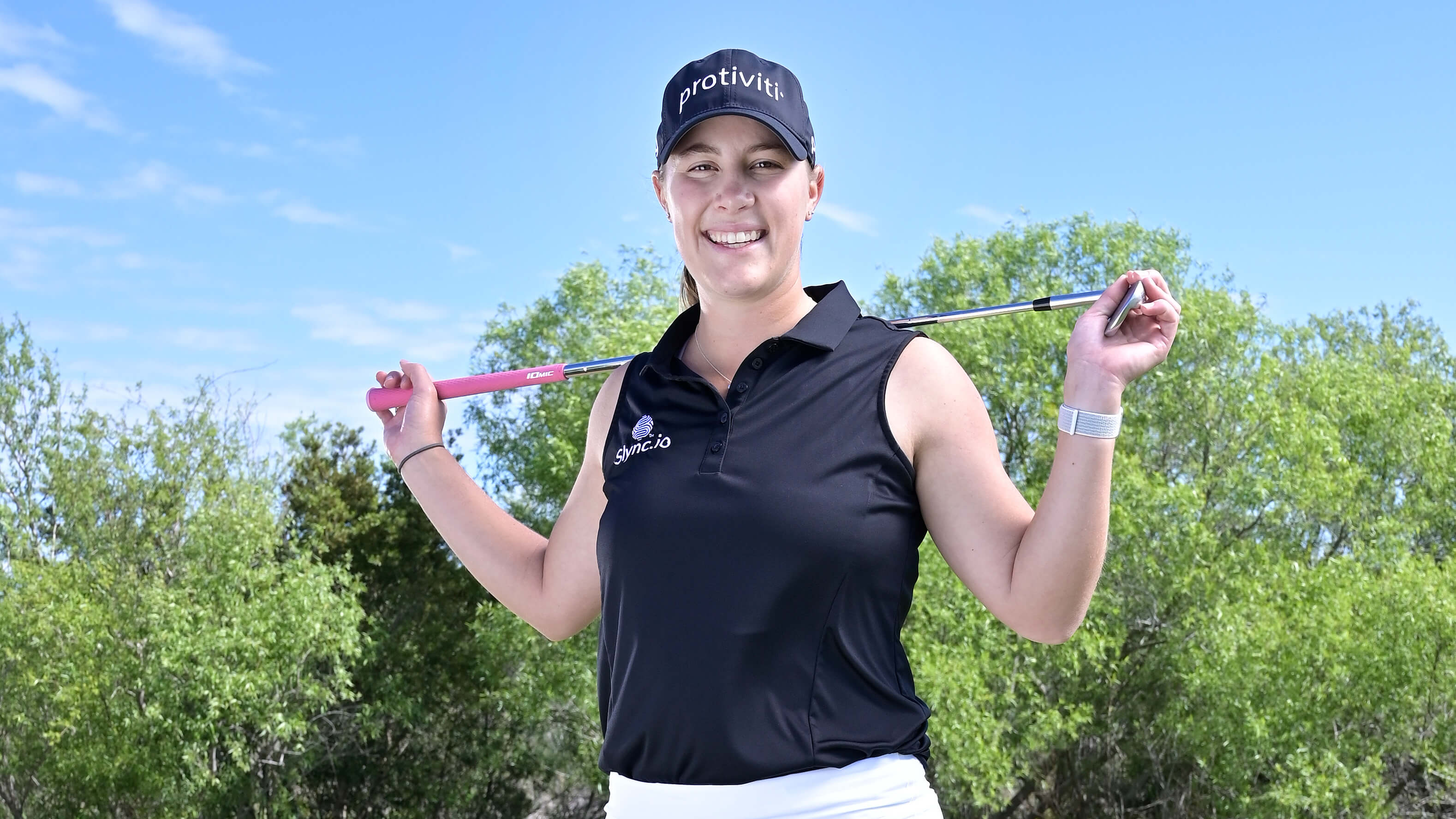 Jennifer Kupcho debuted on the LPGA TOUR in 2019 after a storied amateur career. In the first-ever women's amateur event at Augusta National, Kupcho shot a final round of 5-under to outlast the field. She also holds multiple collegiate titles including 2018 NCAA Player of the Year. Since joining the LPGA TOUR, she's earned nine Top 10 finishes including three runner-up performances at the 2021 LPGA Drive On Championship, 2020 ShopRite LPGA Classic, and 2019 Evian Championship.