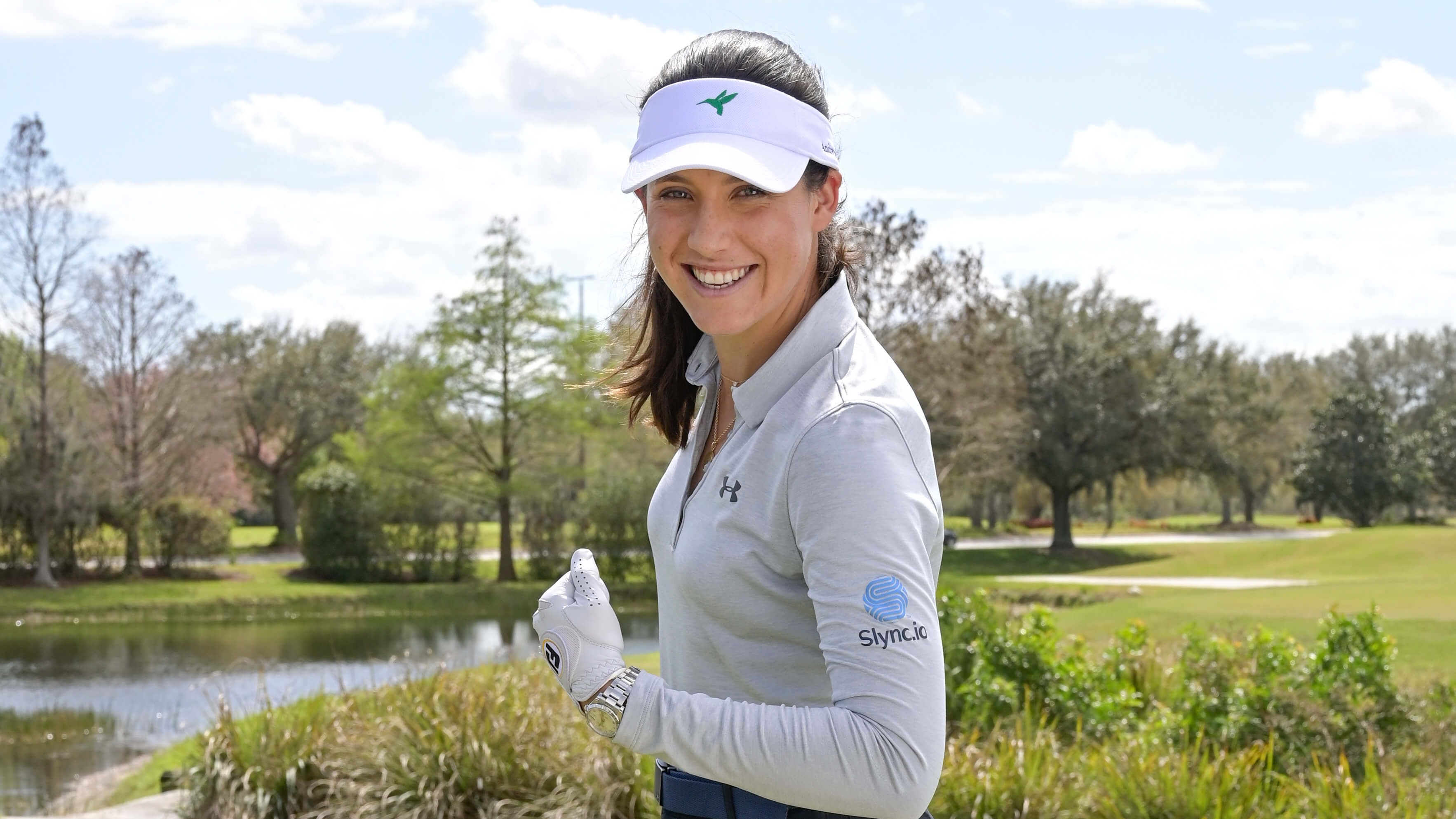 Born in New York City, and raised in Mexico City and Geneva, Albane Valenzuela is one of the rising global stars of women's golf. Her decorated amateur career includes runner-up performances at the 2017 and 2019 U.S. Women's Amateur Championships as well as qualifying for the 2016 and 2020 Olympic Games where she represented Team Switzerland. Albane earned her LPGA Tour card for the 2020-21 season and since her debut has earned one Top 10 finish at the 2021 LPGA Drive On Championship.