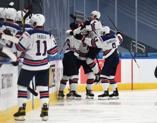 USA Hockey and Dallas Stars announce Slync's sponsorship of the 2021 International Ice Hockey Men's World Championship