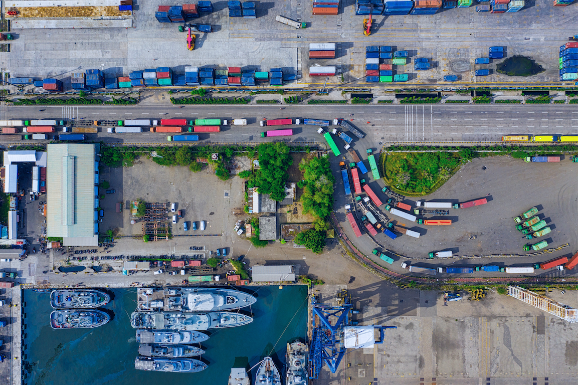 Logistics service providers deliver transparent real-time data that will help drive critical business decisions