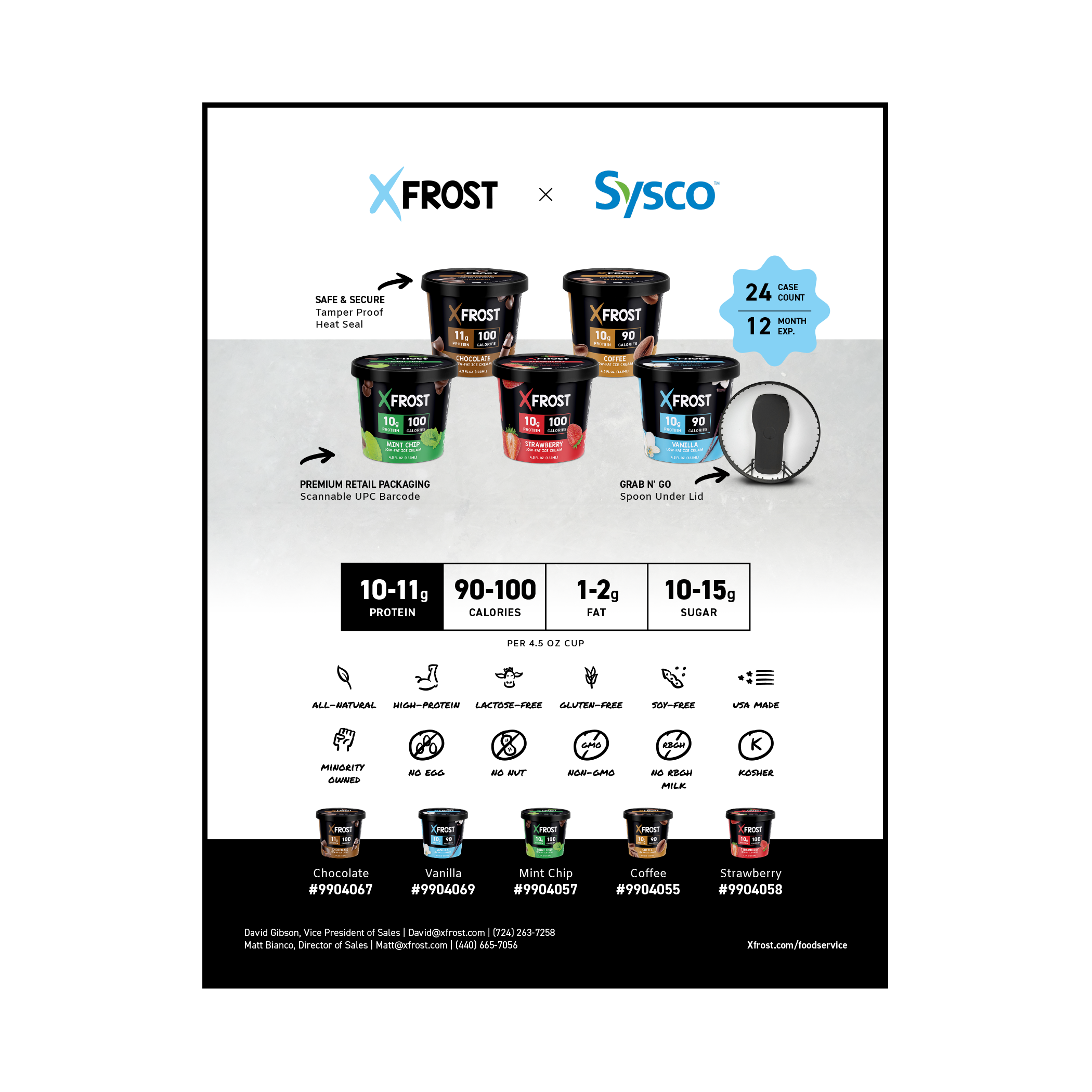 Sysco Xfrost Point of Sale PDF Thumbnail Image
