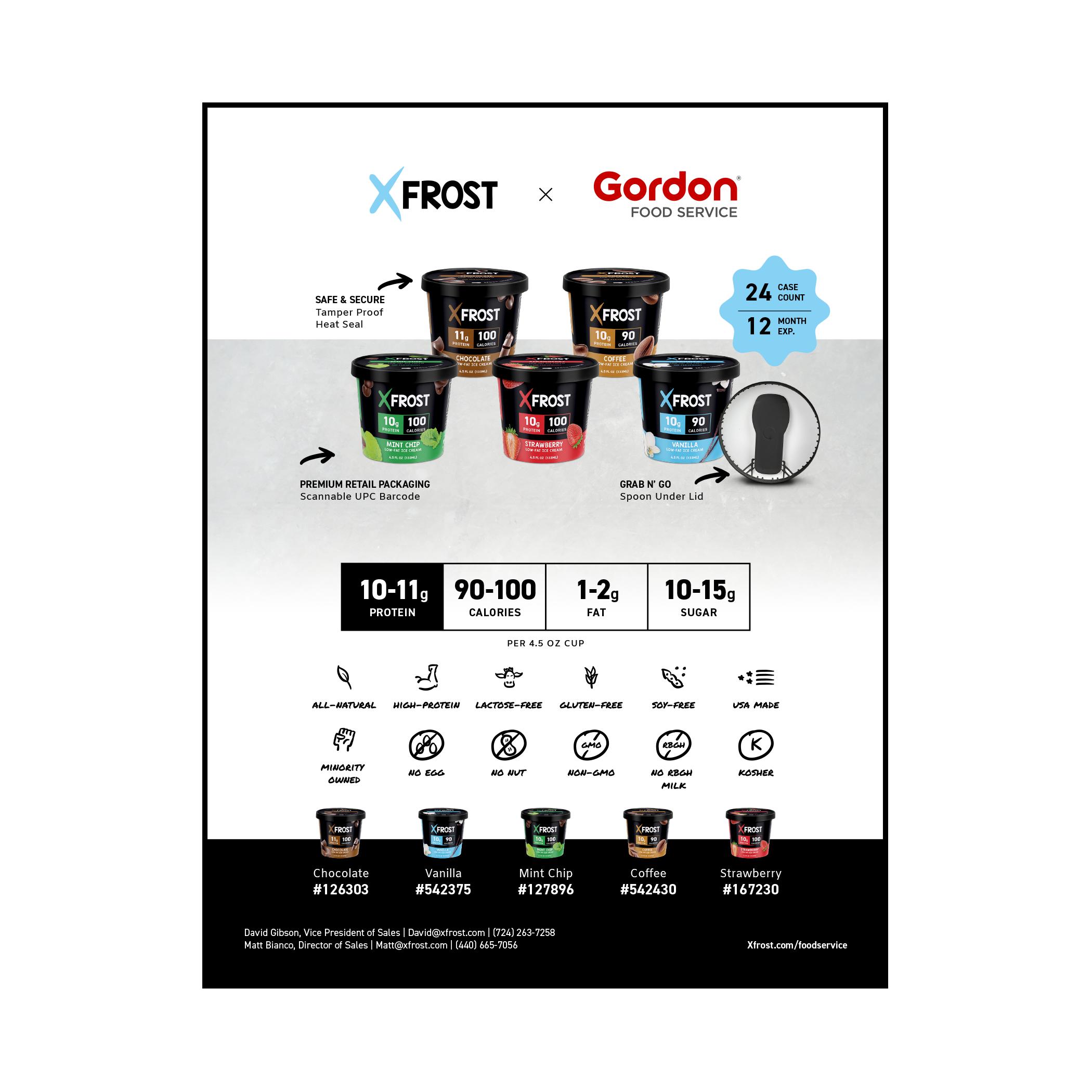 GFS Xfrost Point of Sale PDF Thumbnail Image