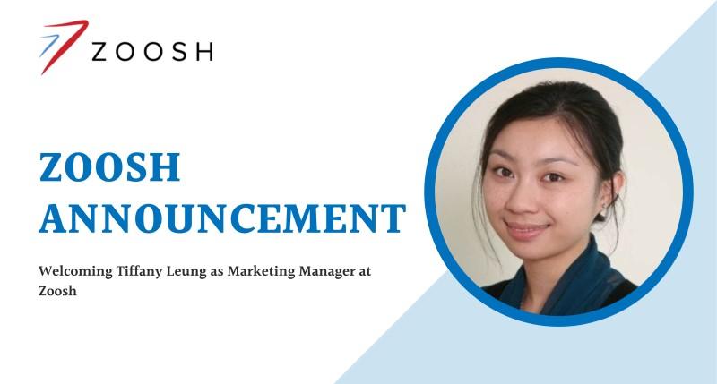 Zoosh announces its marketing leader