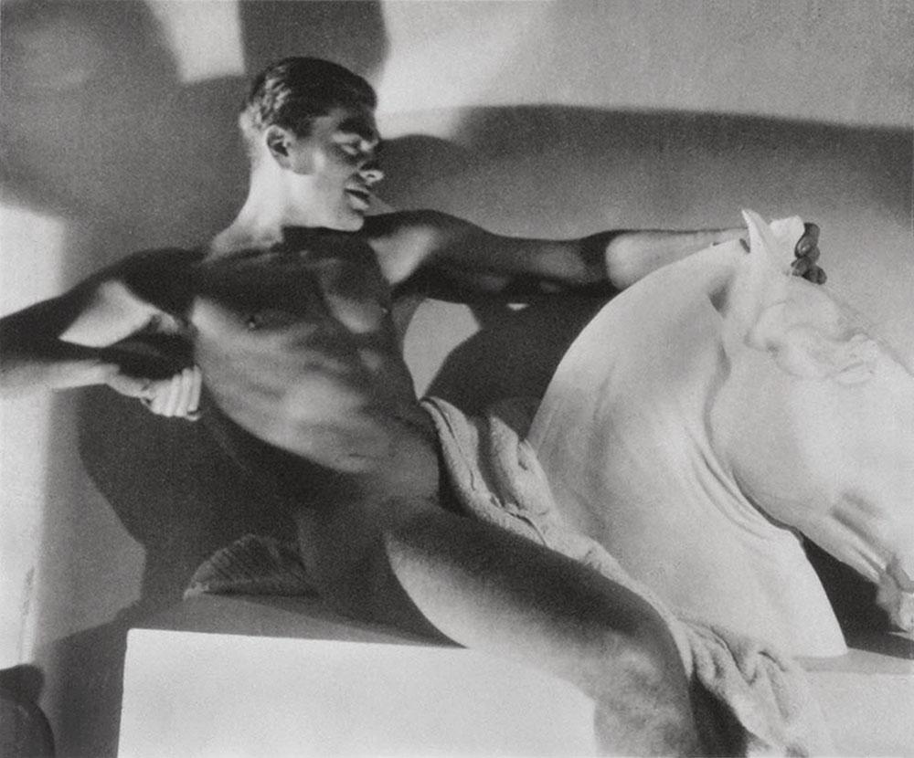 Horst on Horse