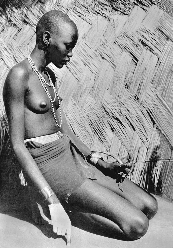 Sudanese Nude, 1937