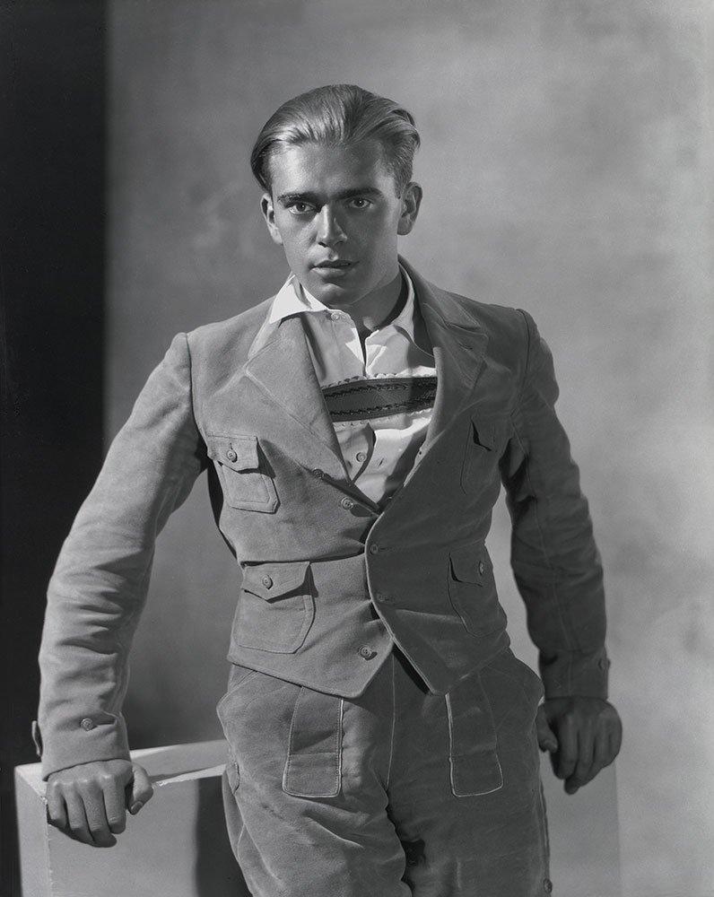 Horst P. Horst in Paris