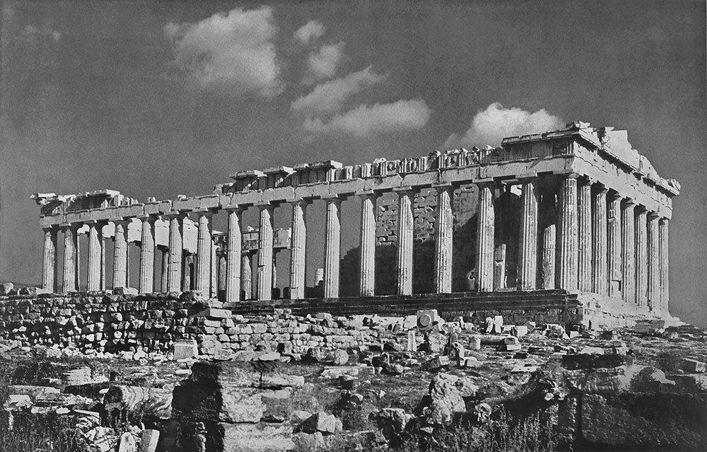 Greece, Parthenon