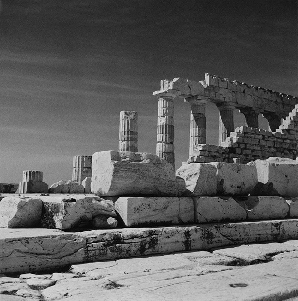 Columns, Parthenon
