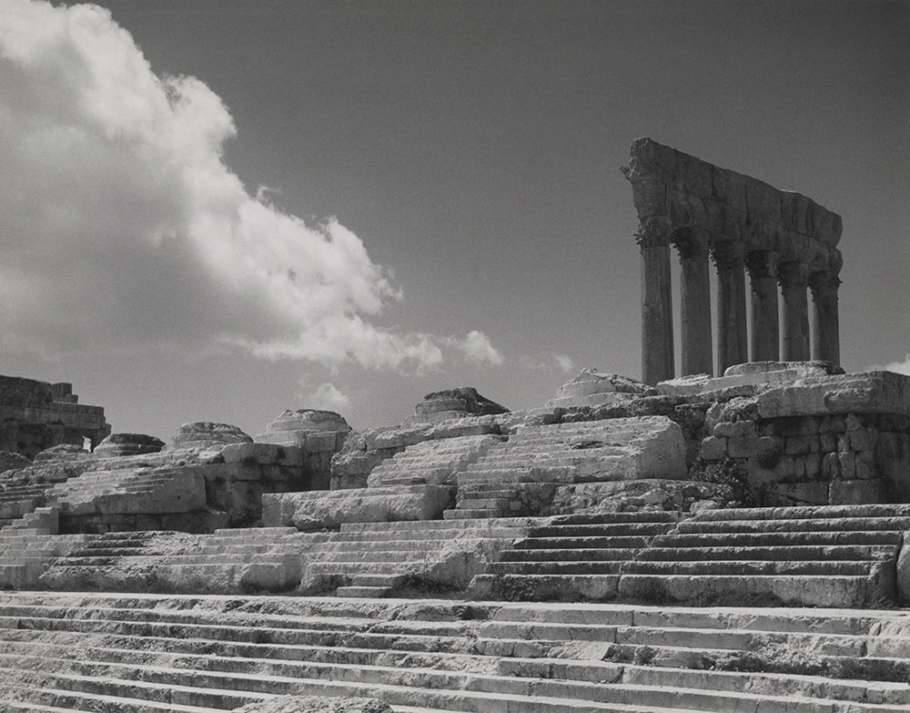 Stairs, Temple of Jupiter