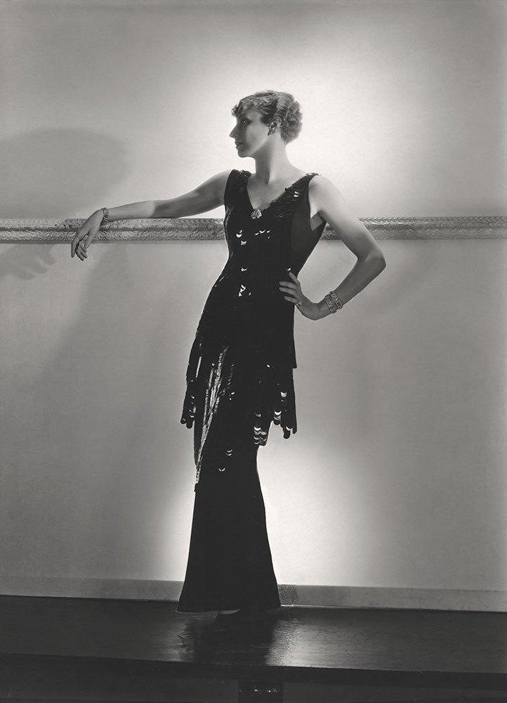 Sequin Dress,1930s
