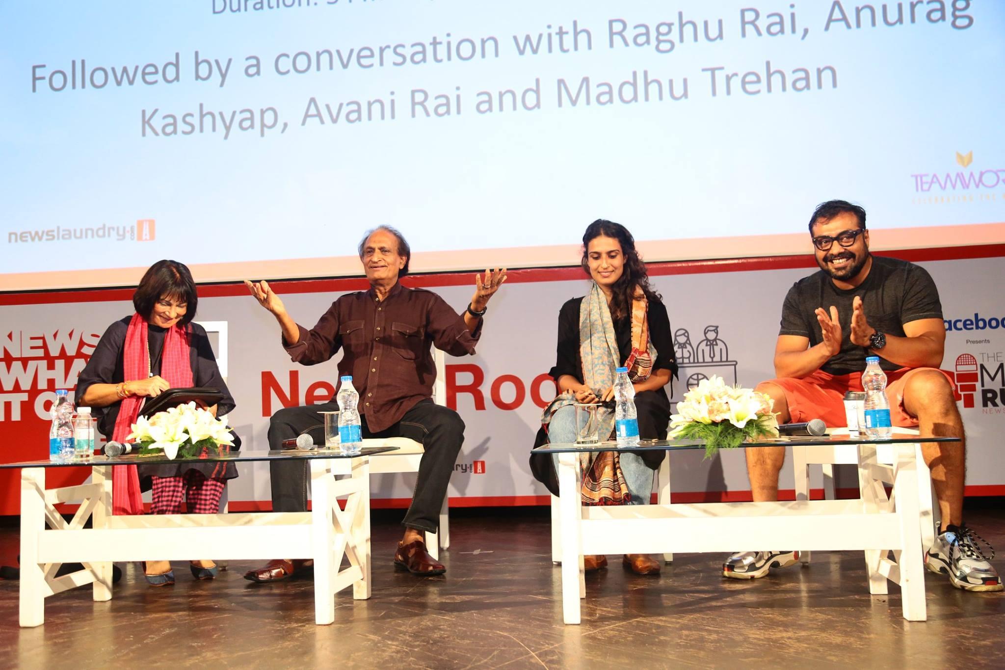 Raghu Rai- An Unframed Portrait