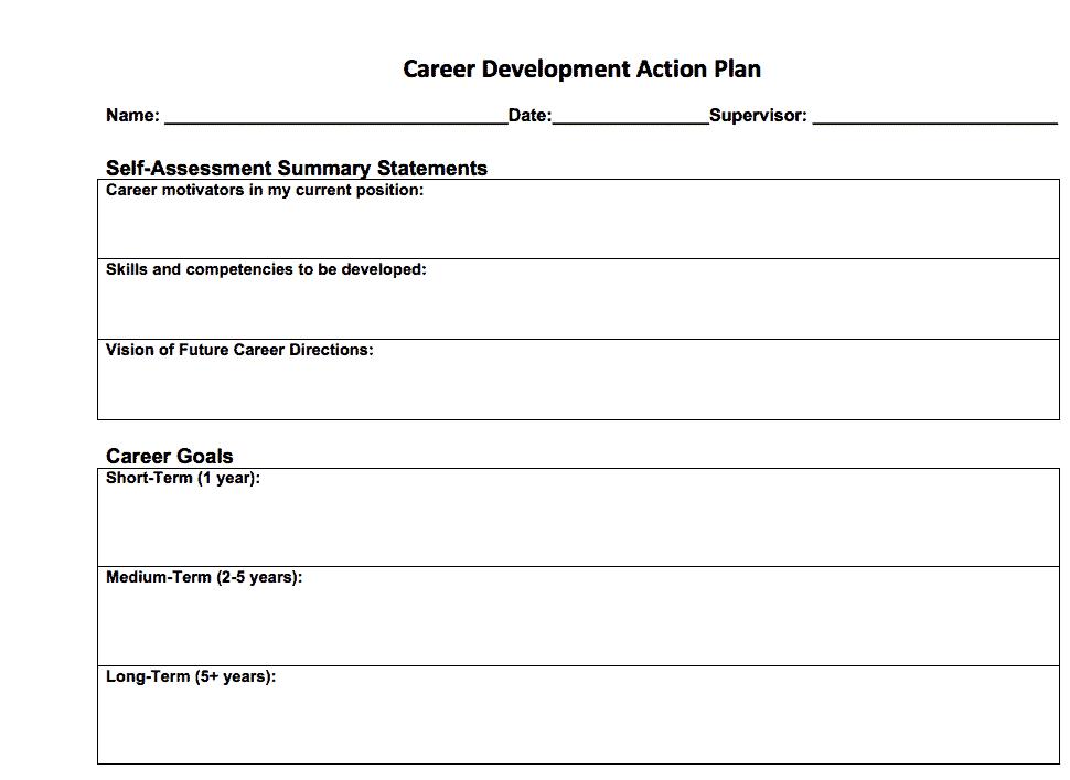 Career development action plan for exmployees at SEOptimer.