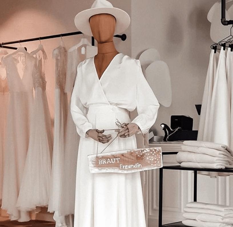 Brautfreundin First & Pre – Loved Bridal Store