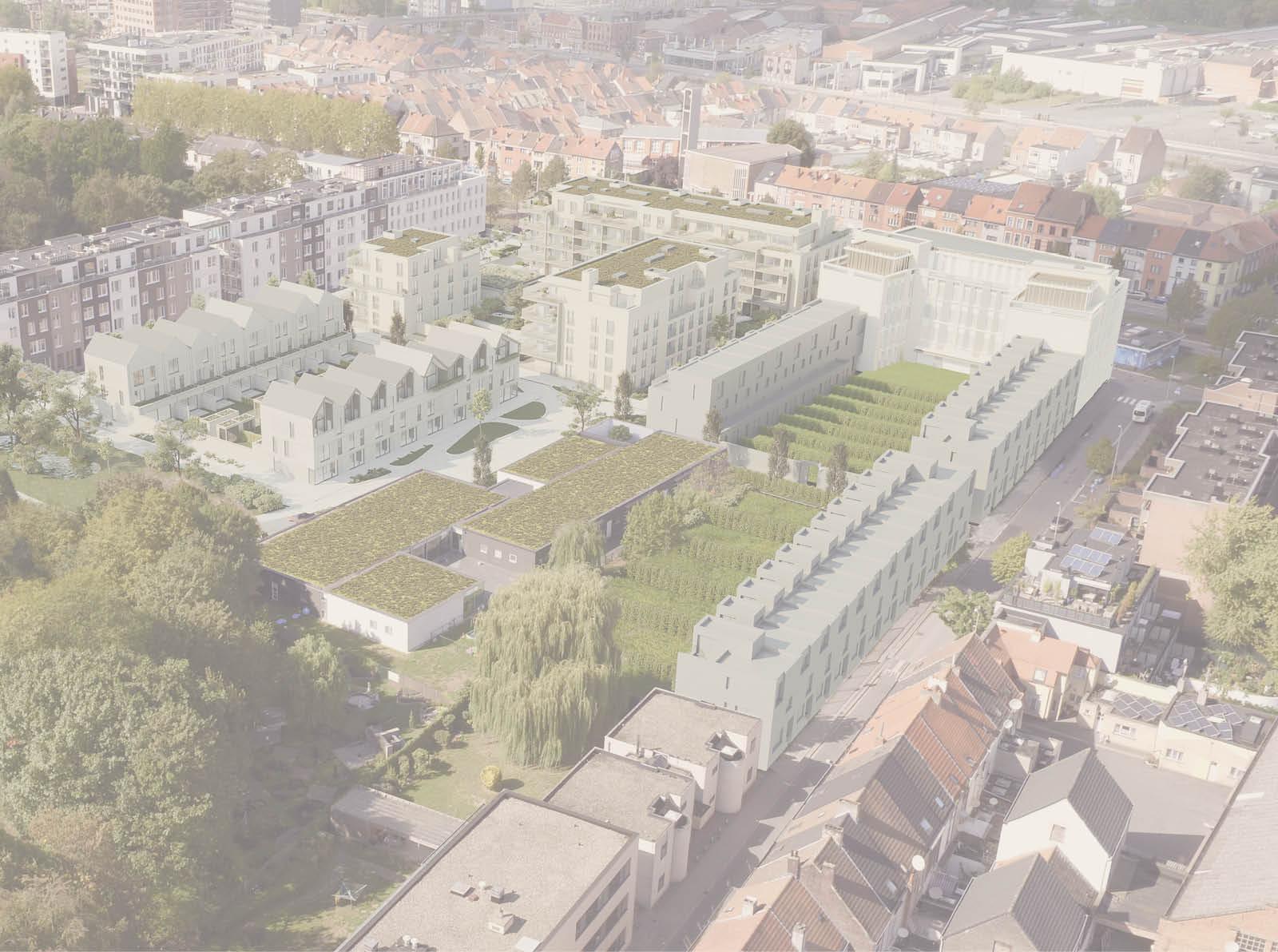 Project overview Lieve Park