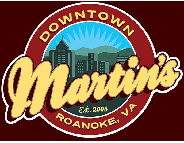 Martin's Downtown Logo