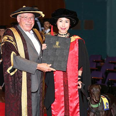 Dr Dawn-joy Leong