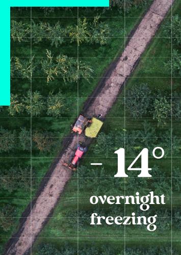 farm aerial view - mobile