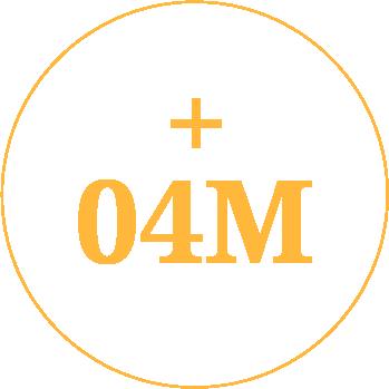 Mais de 4 milhões de documentos recebidos mensalmente