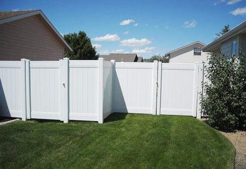 Vinyl Window Wells vinyl fencing