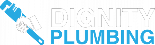 dignity logo white
