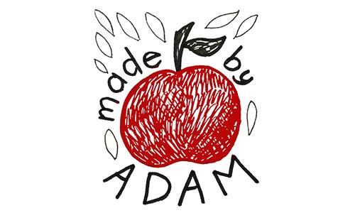 made by Adam logo