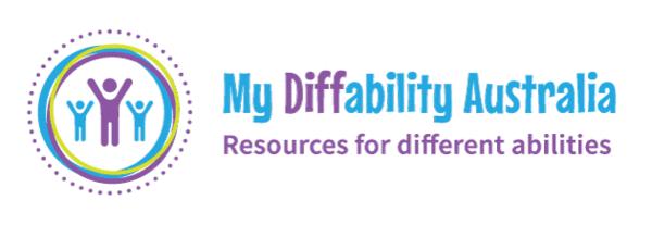my diffability logo