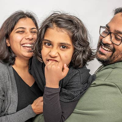 shashisekar family